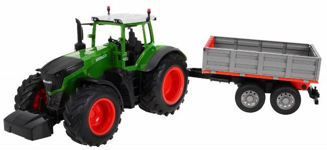 traktor e354-003 zdalnie sterowany